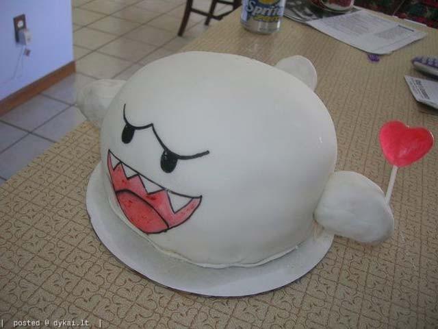 Подбора фотографий и картинок с изображением лучших экземпляров креативных тортов.