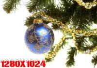 Kalėdiniai ir Naujametiniai darbastalio fonai 1280 x 1024