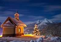 Kerintys žiemos peizažai
