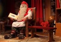 Tiesioginė transliacija iš Senelio Šalčio rezidencijos Laplandijoje