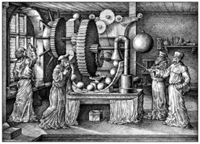Rinkiniai: Amžinasis variklis buvo išrastas 1716 metais