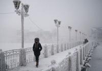 Rinkiniai: Jakutskas - šalčiausias miestas pasaulyje