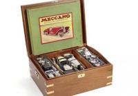 Rinkiniai: Vaikiškas auto konstruktorius Meccano