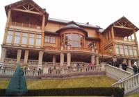 Rinkiniai: Janukovičiaus namai - prabangos etalonas