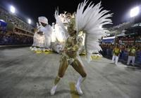 Rinkiniai: Karnavalas Brazilijoje tęsiasi