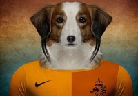 Rinkiniai: Pasaulio futbolo čempionato 2014 reklama