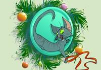 FLASH: Kalėdinė kačių daina