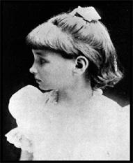 Helen Keller - 12 metų amžiaus