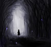 Šešiolikmetė paklydusi praleido mėnesį miške