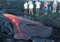 Prakeiksmą nešanti Havajų lava