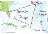 Bijai mirties - nesilankyk Bermudų trikampyje