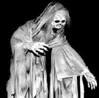 Hamptono rūmuose vaiduoklių susitelkimas