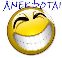 tekstai: Anekdotai su didele šypsena