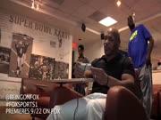 1. Mike Tyson kovoja su savimi kompiuteriniame žaidime