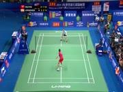 3. Ilgiausias badmintono setas