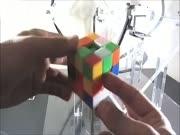 2. Kaip surinkti Rubiko kubiką per vieną sekundę