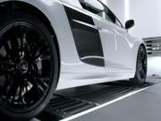 4. Audi R8 V10 - AUTOMOBILIS GRYNA PORNOGRAFIJA