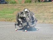 3. Benzininis,nešulinis robotas