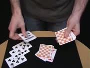 1. Kaip maišyti kortas,kad laimėt