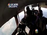 3. Nufilmuotas lėktuvų susidūrimas