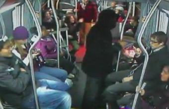 1. Blogas berniukas įlipo ne į tą autobusą