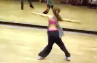 1. Dešimtmetės šokis