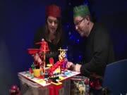 2. Kalėdinio sveikinimo mašina