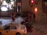 1. Nelaimių kalėdine tematika rinkinys