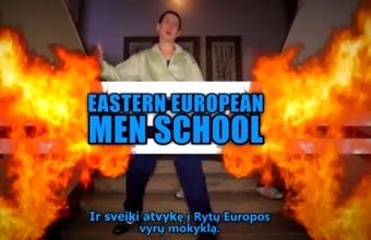 1. Rytų Europos vyrų mokykla