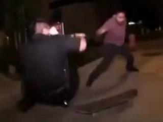 2. Policija gaudo riedlentininką