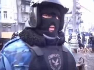2. Ukrainos Berkut'as - Maskvos pakalikai