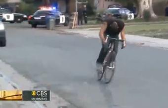 1. Nuo policijos dviračiu nepabėgsi