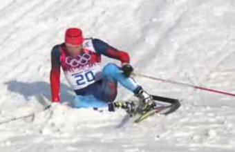 2. Olimpinis ryžtas nugalėti