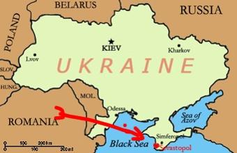 4. Tegyvuoja didysis rusų miestas Sevastopolis!!!