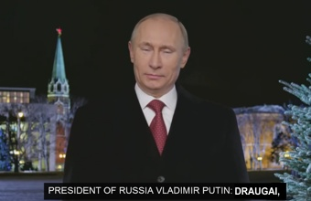 3. Putinas grasina okupuoti Lietuvą