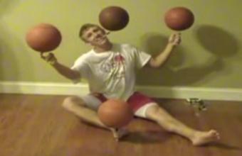 4. TOP-5 video apie krepšinį