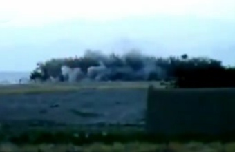 3. A-10 Thunderbolt II ataka kulkosvaidžiais