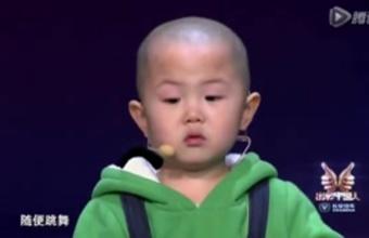2. Berniukas iš talentų šou