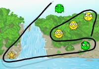 Žaidimas: Draw a Line